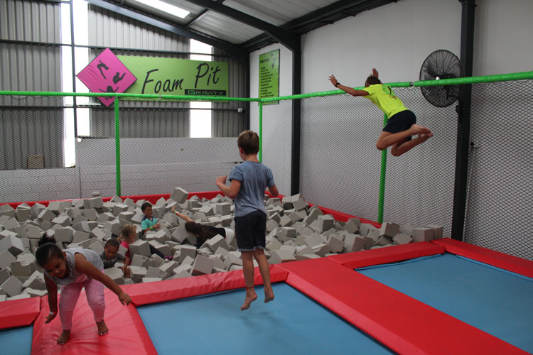 Parties For Kids & Family   Gravity Indoor Trampoline Park