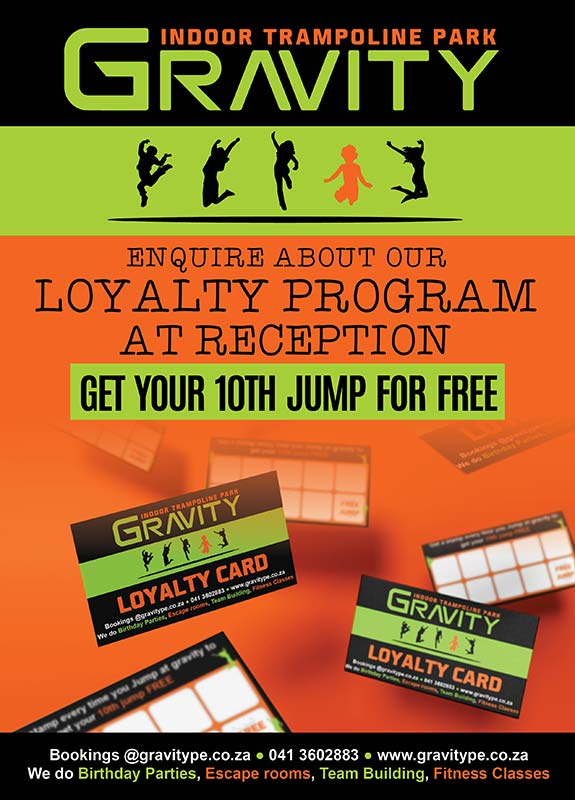 Gravty PE Loyalty Program